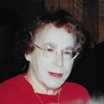 """Margaret """"Peggy"""" Ellen Simmer"""