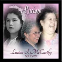 Lucina I. McCarthy
