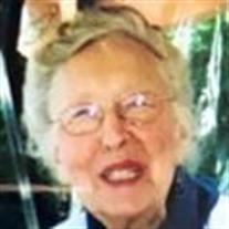 Ann Elizabeth VanDenBossche
