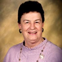 Margery Ann (Schuster) Graham