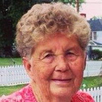 Mrs. Elaine Johnson McCaleb