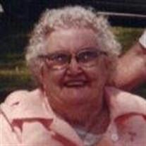 """Ethel Ann """"Craig""""  Farris"""