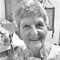 Bertha Eileen Crout