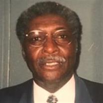 Rev. Elverage Washington