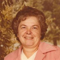 Sarah Belle (Stanley) Welch Miller