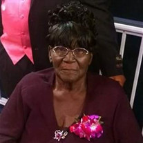 Mrs. Johnnie Mae Chance