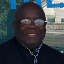 Minister Fred Hogan Jr.