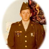 SFC (Ret) John S. Bryant Jr.