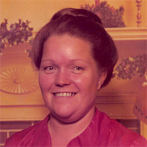 Mrs. Carolyn Diane Matthews Johnson