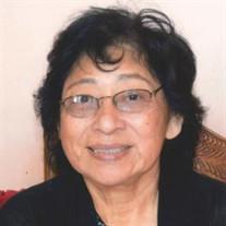 Marina Isabel Menjivar