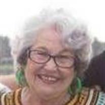 Blanche Warden-Petersen