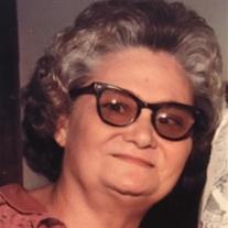 Wilder Faye Montgomery