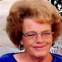 Shirley Faye Marsh