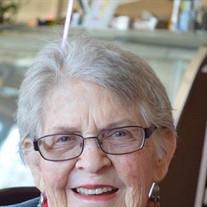 Marjory Jeanne Swanson