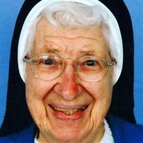 Sr. Mary Valeria Wagner SSND