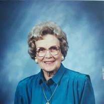 Anna Vivian Cline  Rallings