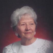 Mrs. Doris Tysinger