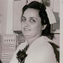 Elizabeth Geraldine Sargent