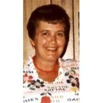 Muriel C McHugh