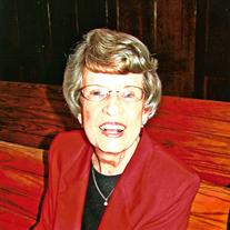 """Mildred L. """"Billie"""" Baldwin"""