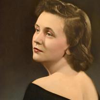 Nancijane Stewart Hill