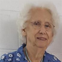 Mrs. Marie Agnes Farmer Harmon