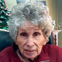 Minnie Irene Elwood Lowder