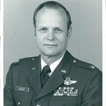 Colonel Thomas Arthur Hilquist (Retired)
