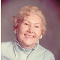 Mrs. Caroline Mary Nicholson