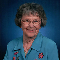 Dorothy Kamp Smith