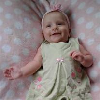 Infant Liliani Makayla Ross