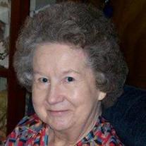 Betty Jo Crenshaw Mygrant Miller