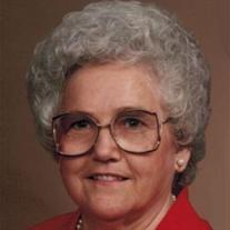 Lorene Greathouse Martin, age 91, of Millington
