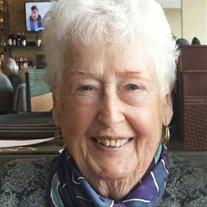 Muriel Bates (nee Anderson)