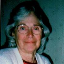 Lucille Betty Bush