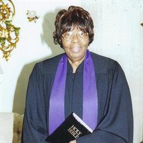 Rev. Lou Ethel Singleton
