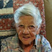 Hazel Frances Jones