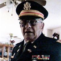 CW3 Arthur L. Schmid