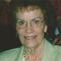 Mrs. Nancy Margaret Stoll Meyer