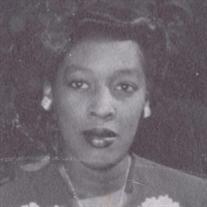 Mrs. Mary Alice Smith