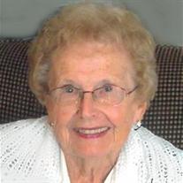 Sarah Blanche Mahrle
