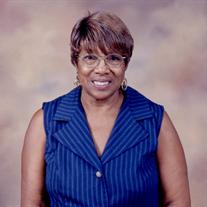Mrs. Doris Stenson Holcey