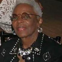 Estelle J. Brown Ph.D.