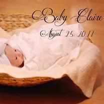 Claire Jean Benson