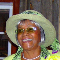 Mrs. Constance Marie Martin