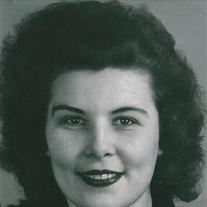 Gertrud Burner Fields