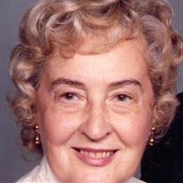 Mrs. Sara Dawkins Baynard