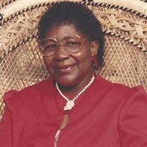 Mrs. Shirley Marie Cherry