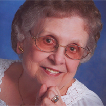 Evelyn M. Wright Oberlin