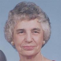 Mrs. Bobbie Reid Lamb
